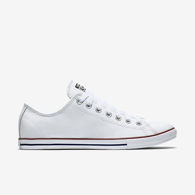 Converse Chuck Taylor All Star Lean Unisex Shoes White