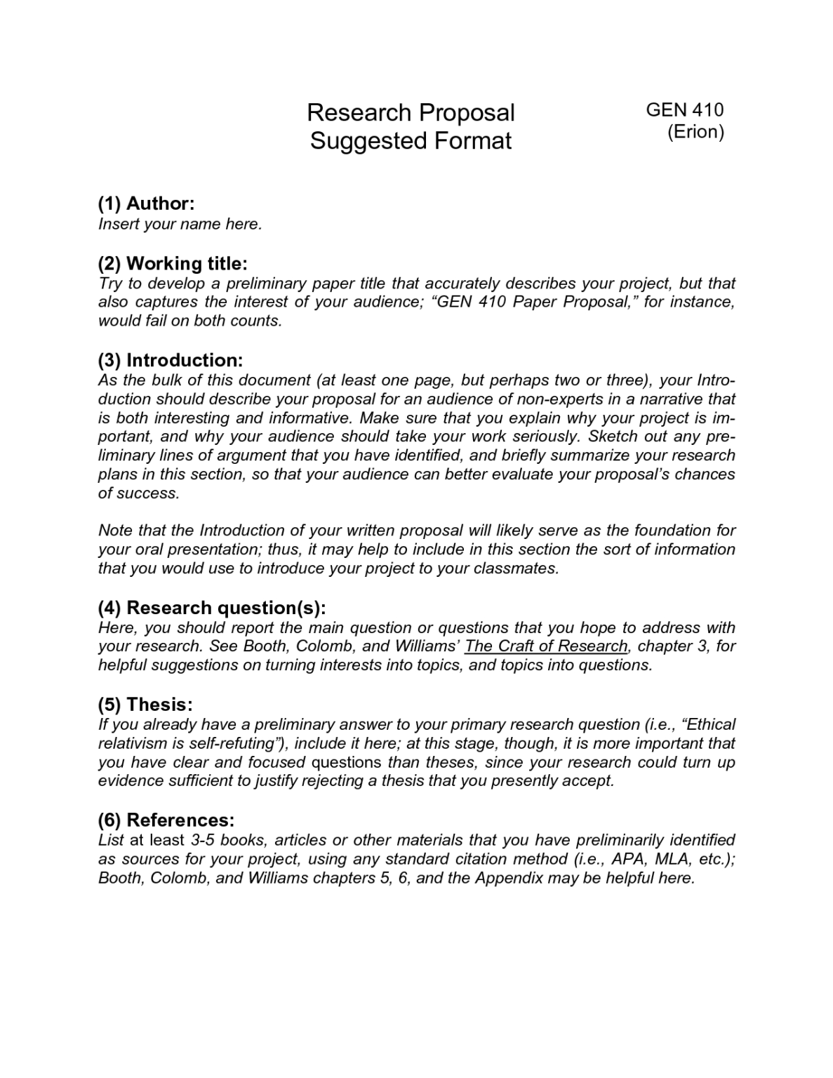 Research Paper Best Photo Of Apa Proposal Example Style In Report Sample Template Essay