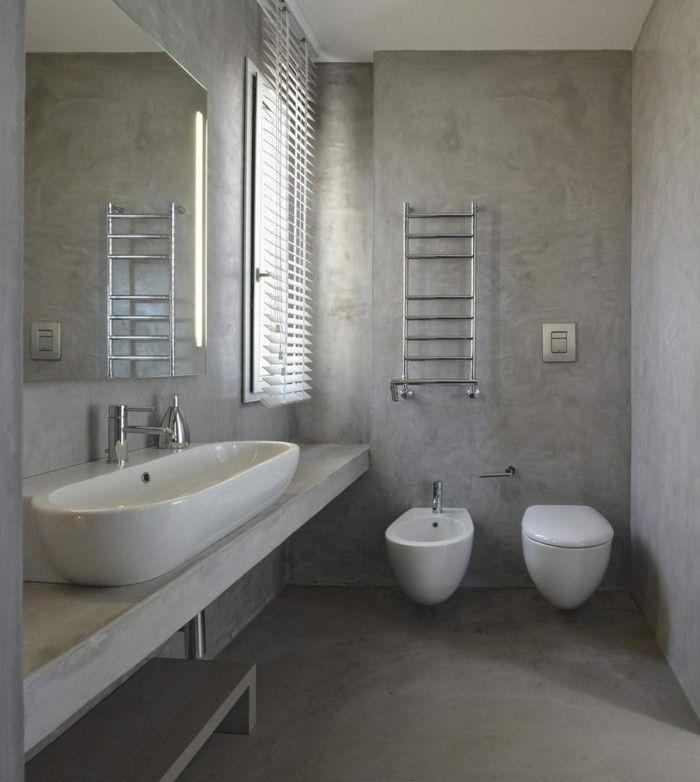 Fugenloses Bad hat gewisse Vorteile und moderne Vision ...