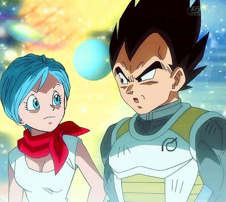 Vegeta And Bulma Dbs Vegeta And Bulma Super Vegeta Dragon Ball Super