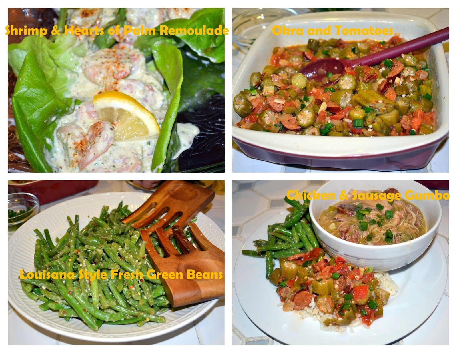 February Dinner Party Ideas Part - 26: The Foodie Couple: A Cajun Theme February Supper Club Menu