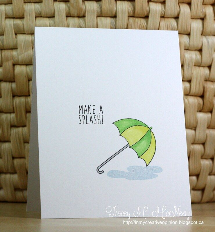 traceyccc164  umbrella cards cue cards simple cards