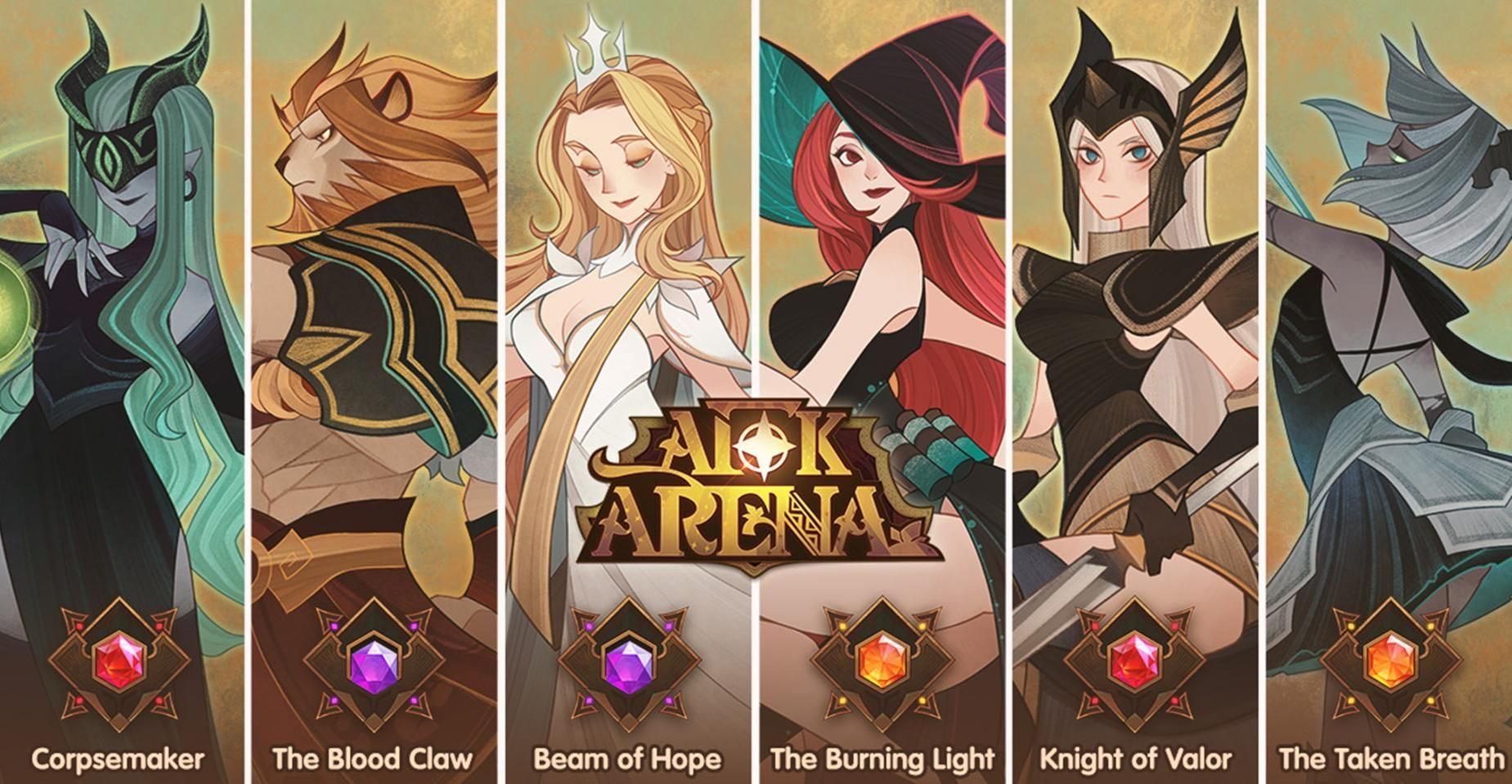 AFK Arena MOD APK v1.39.01 FULL Money How to use in 2020