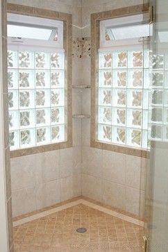 Glass Block Windows In Shower Design Ideas, Pictures ...