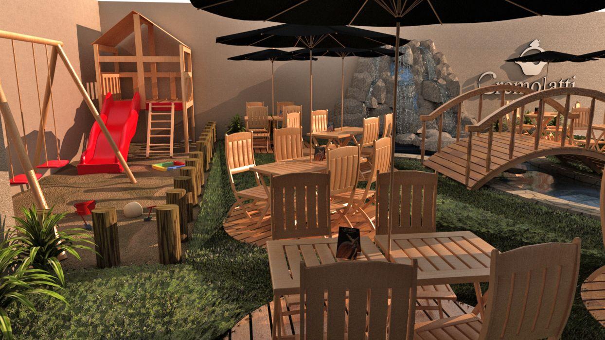 Dise O Y Fabricaci N De Mobiliario Local Helader A Cafeter A  # Muebles Heladeria