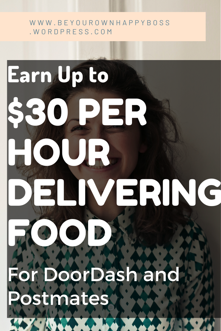 How To Make More Money With Doordash How To Make More Money With Postmates Tips And Tricks For Success With In 2020 Make More Money Make Side Money Side Hustle Money