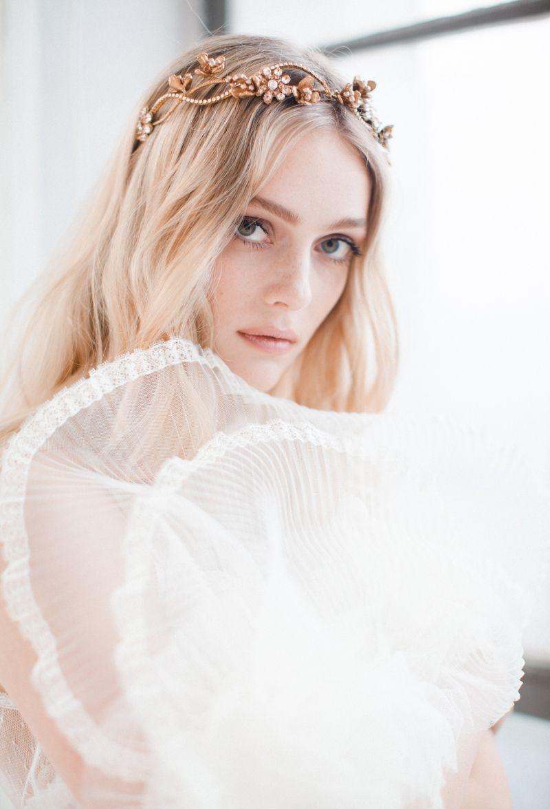 Bridal accessories by jannie baltzer via magnolia rouge fashion