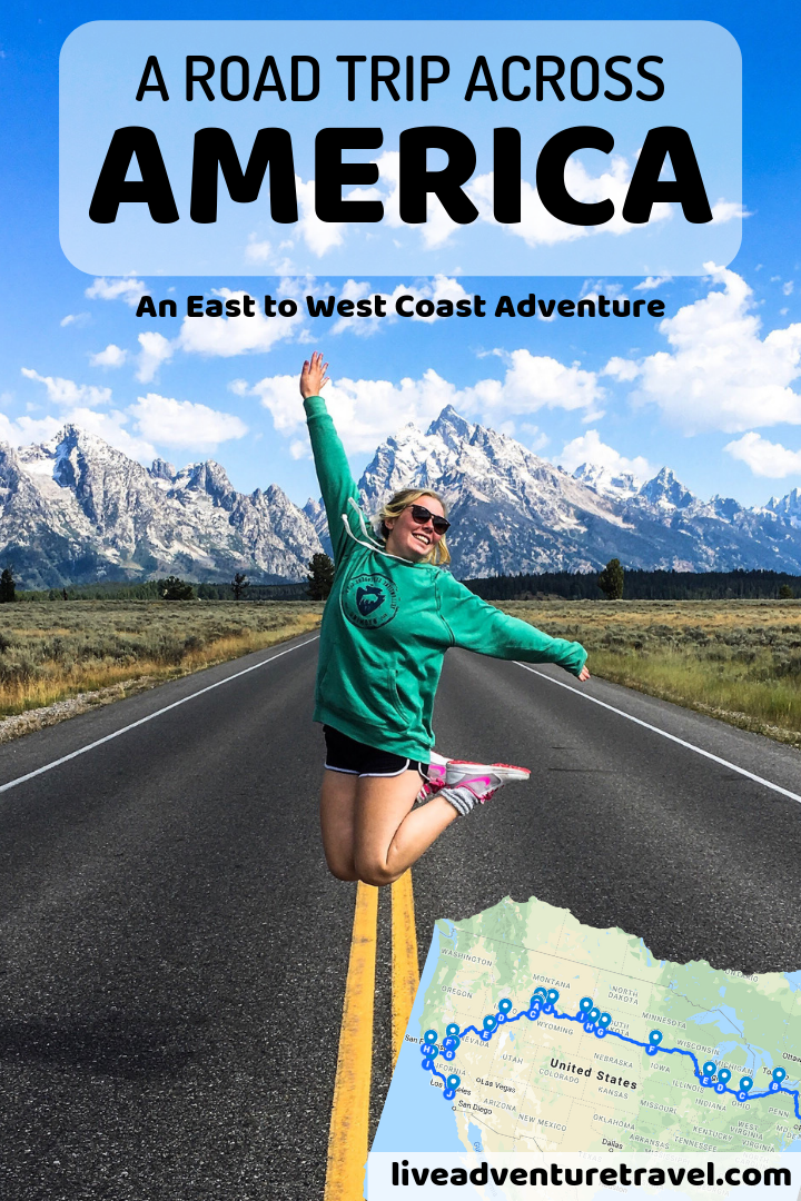 The ULTIMATE road trip across AMERICA