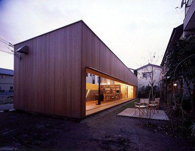 Engawa House / Tezuka Architects
