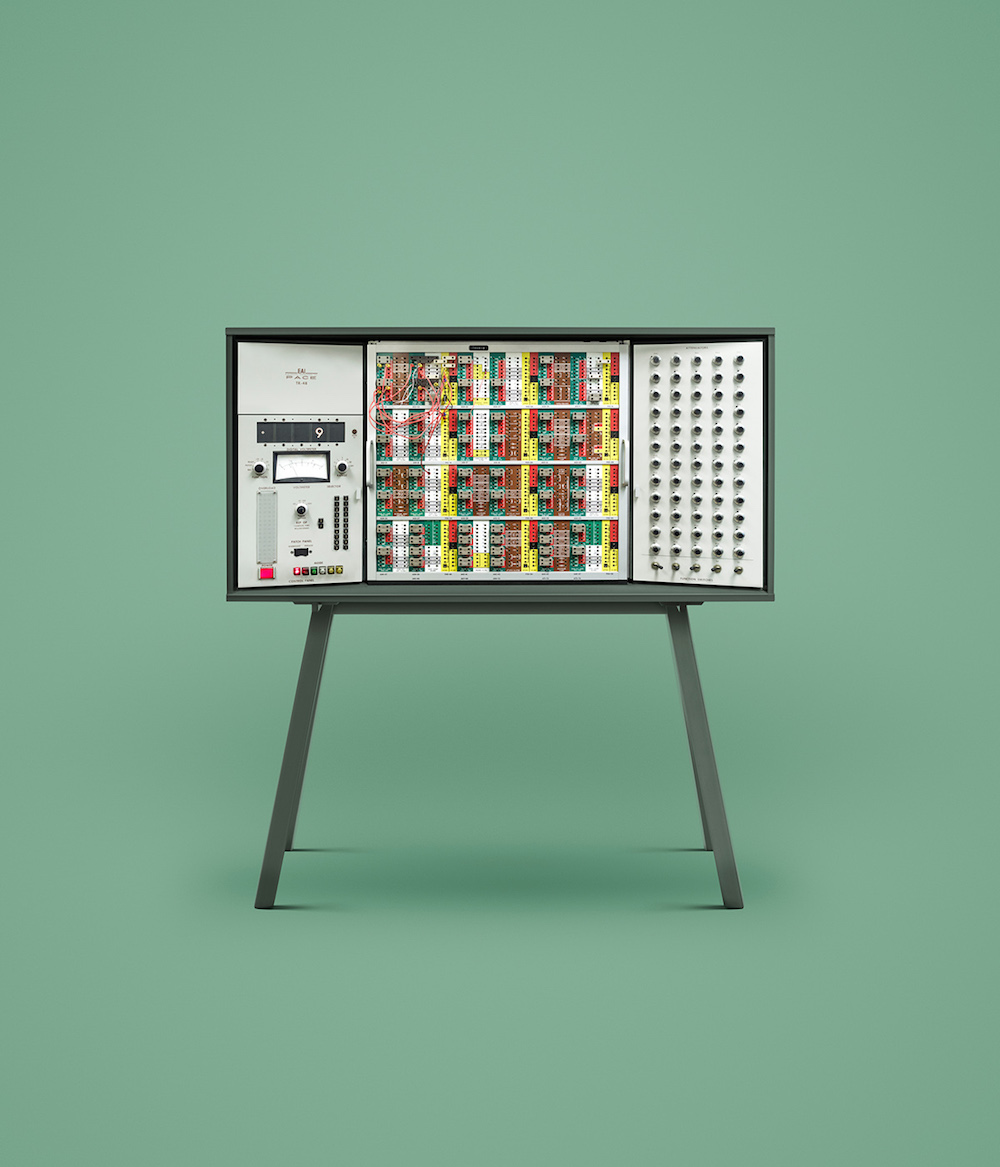 A Visual Guide To Computing Old computers, Design