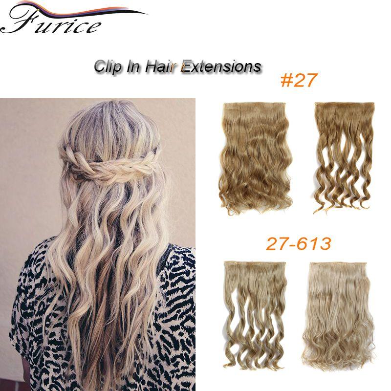 Aliexpress Buy Neverland 255 65cm Women Curly Clip In Hair