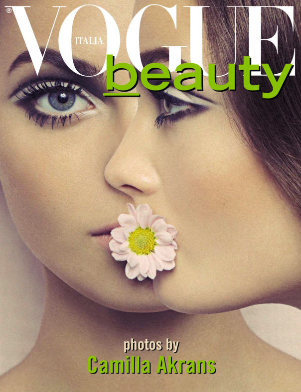 Vogue Beauty by Camilla Akrans