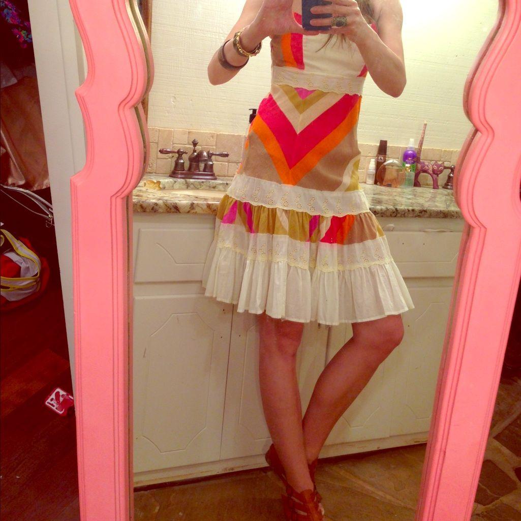 Free People Linen Dress Size 6