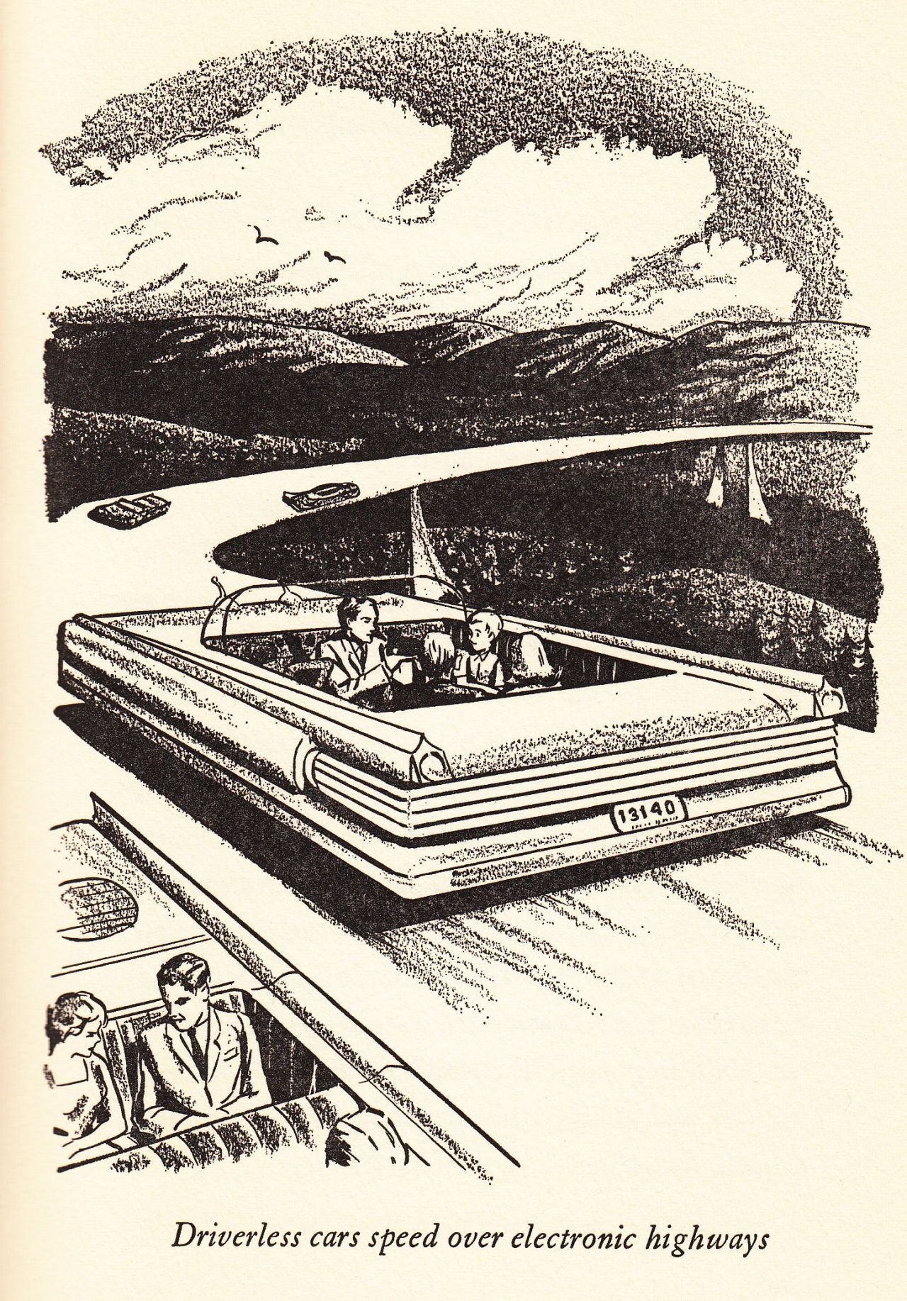 the future as quaintly foretold by a 1961 children s book