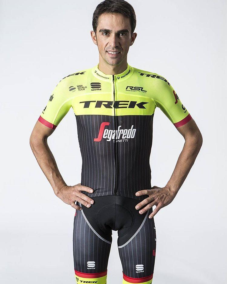 Alberto Contador new kit 2017  ce8c936e3