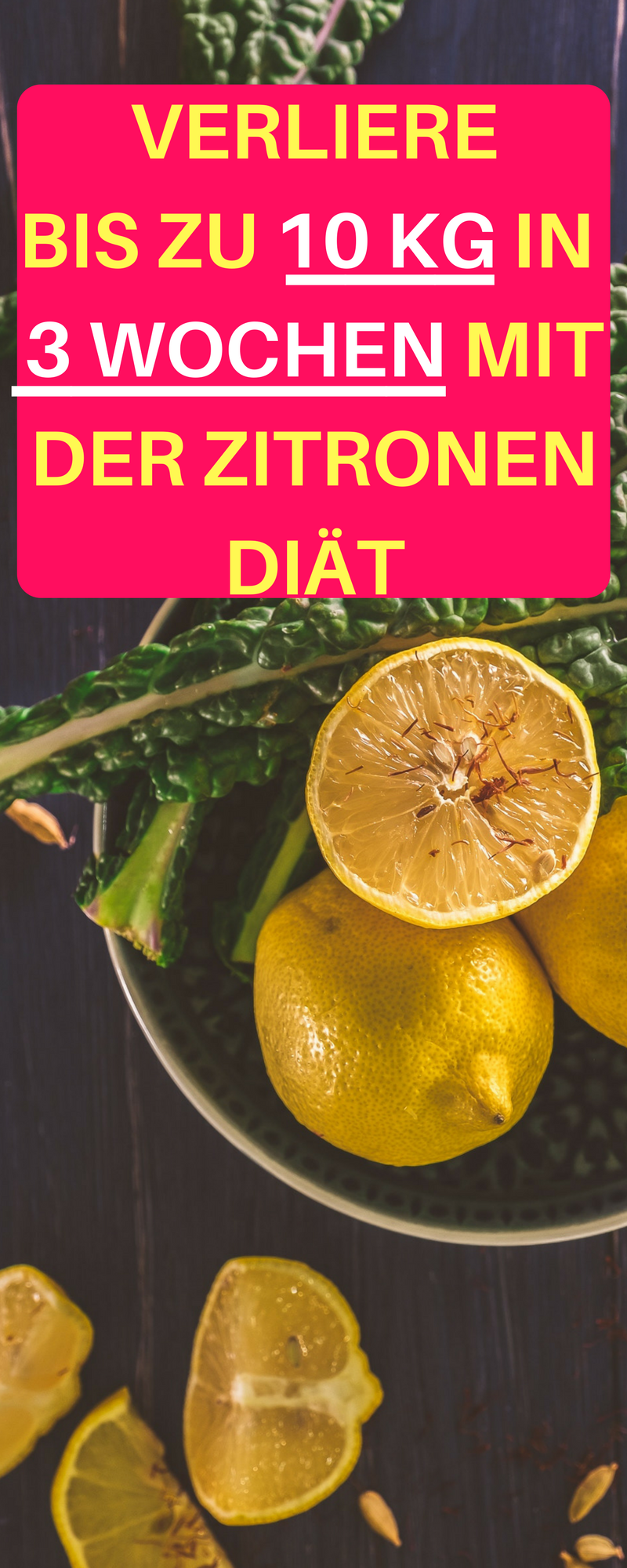10 tolle Vorteile wenn du täglich morgens Zitronensaft