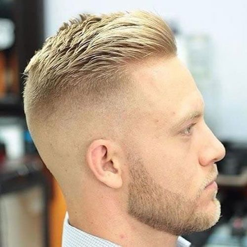 27 Best Crew Cut Haircuts For Men (2019 Guide)
