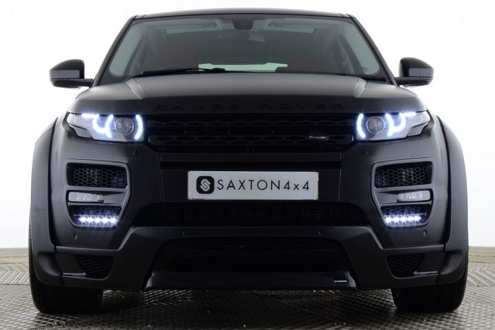 Used Land Rover Range Rover Evoque Sd4 Dynamic 5 Door Hamann Edition Black For Sale Essex Yy15jhj Saxton 4x4 Range Rover Evoque Used Range Rover Range Rover