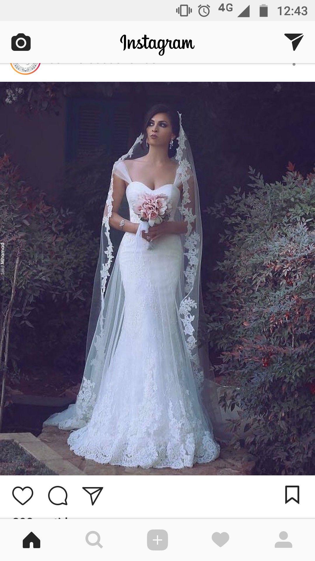 Vestido de noiva sereia decote cora§£o renda toda trabalhada em pedrarias e cristais trabalho de tran§ado de fita em cetim nas costas cauda rem…