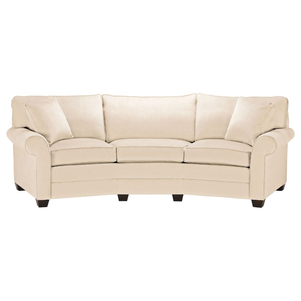 Bennett RollArm Conversation Sofa Ethan Allen US For The Home - Conversation sofa ethan allen bennett roll arm