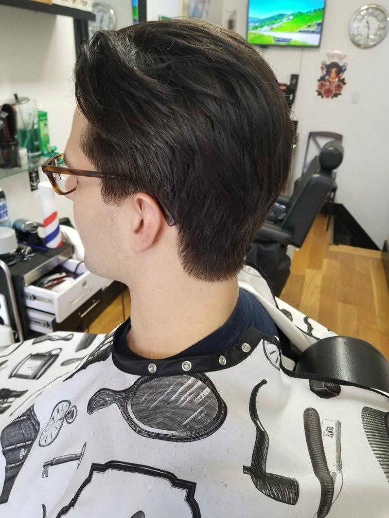 Classic gentleman haircut gentleman haircut haircuts