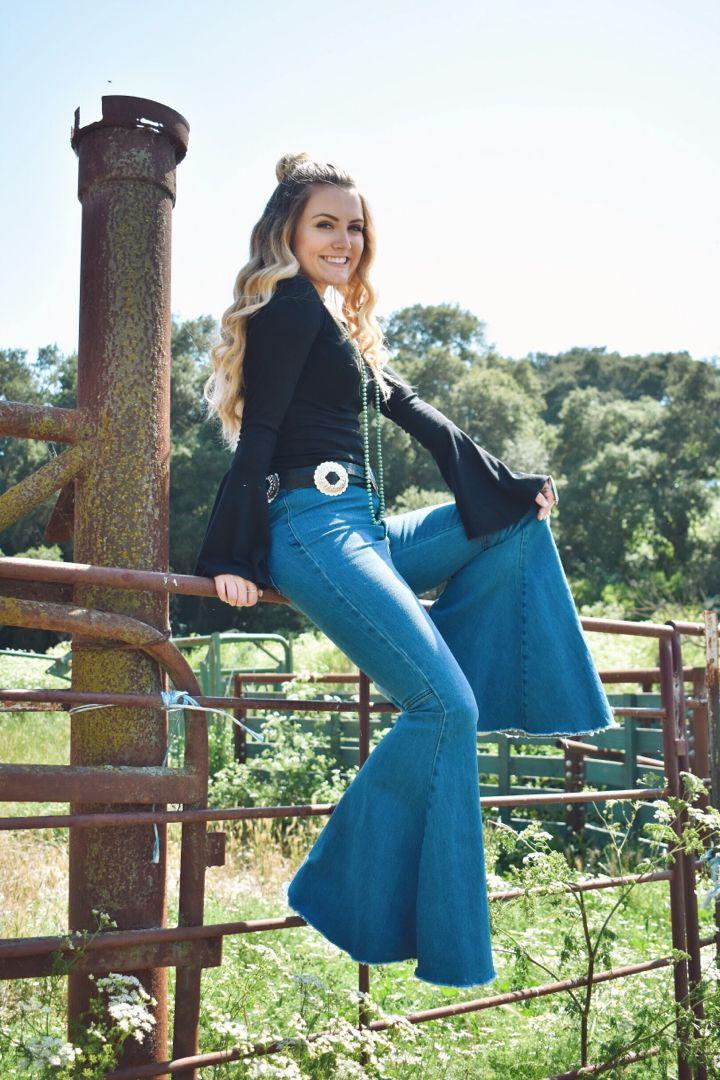 Best Bell Bottom Jeans