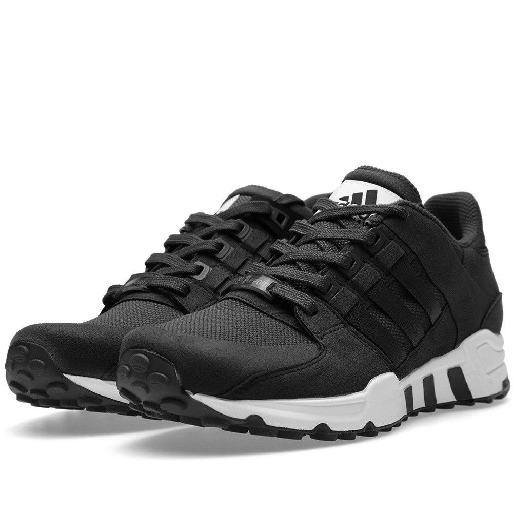 adidas EQT Support RF Primeknit (Running White/Core Black Off