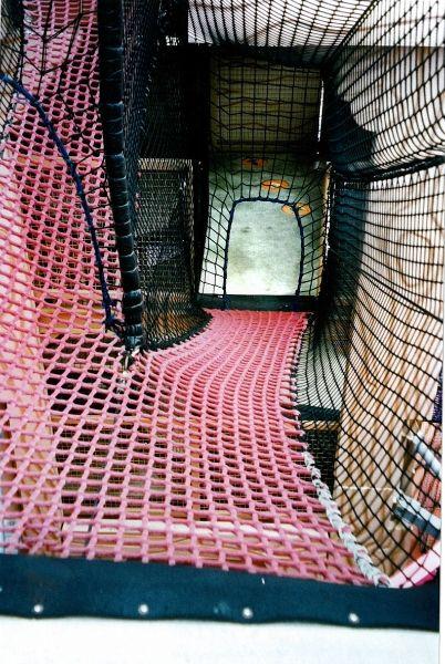 climbing net good for loft hammock
