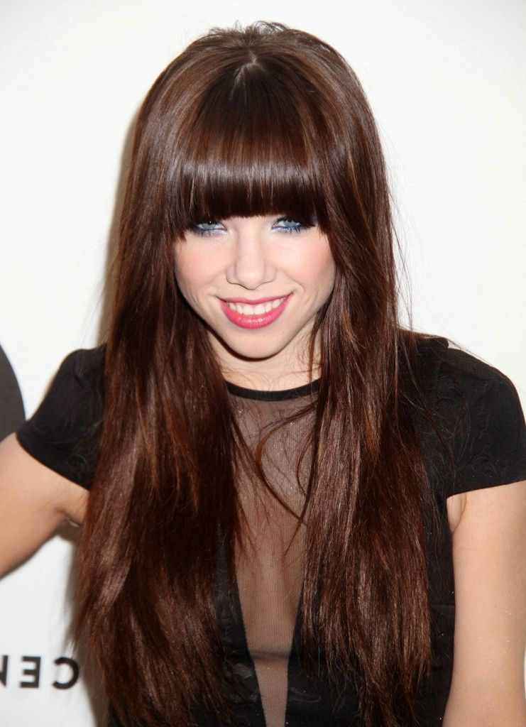 Cute Hair Color Brown With Red Tones I Want This Cut When My