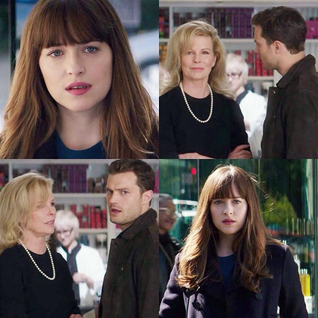 Meeting Mrs Robinson Fifty Shades Darker Fifty Shades Frees The Movie Fifty Shades Fifty Shades Movie Fifty Shades Trilogy