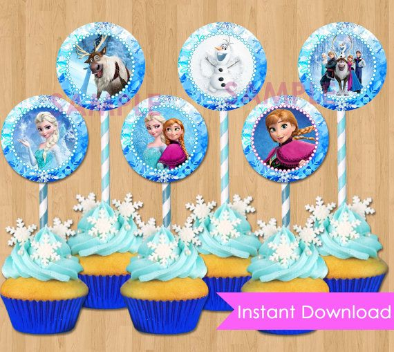 24 GIRLS 6TH SIXTH  BIRTHDAY  ICE//ICING EDIBLE FAIRY//CUP CAKE//BUNS  TOPPERS