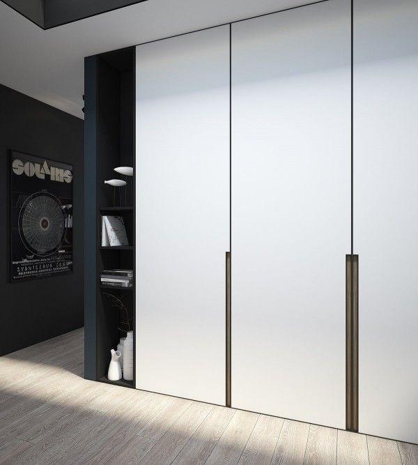 Interior Design Concept Blog | closets | Brick accent ...