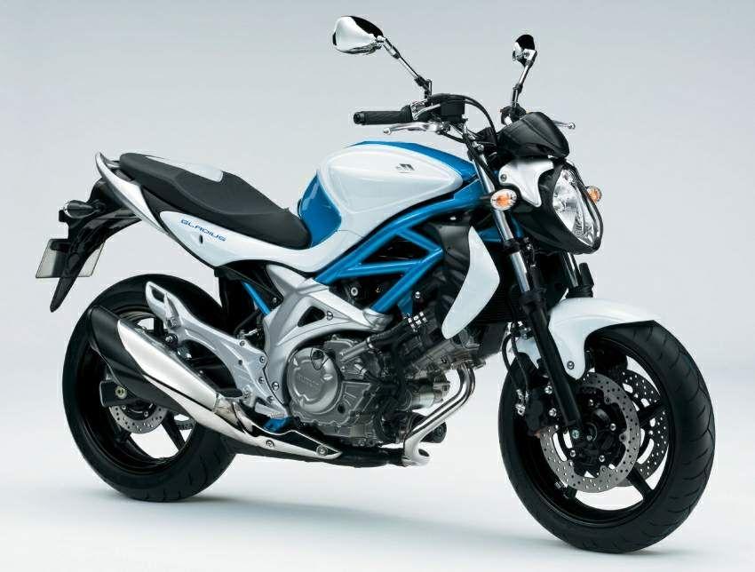Suzuki SFV 650 Gladius  Wow! I remember this bike did not