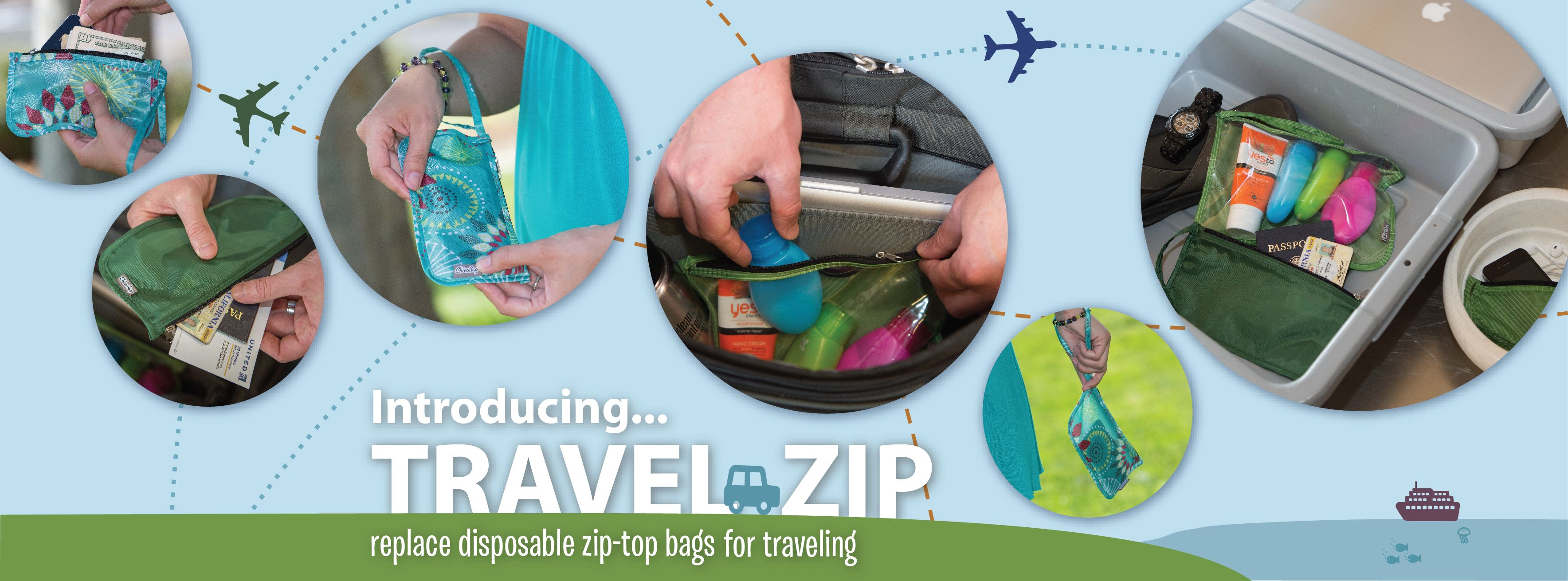 Introducing The Travel Zip Whether You Re Traveling Across The