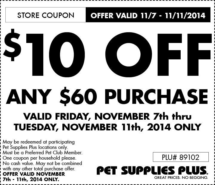 Pet Supplies Plus 20141107 Social10 89102 Pet Supplies Plus Pet Supplies How To Plan