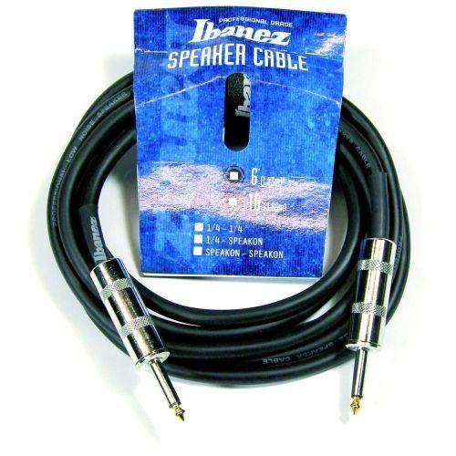Ibanez Spcpp10 10 Foot 14 14 Inch Speaker Cable By Ibanez 2999