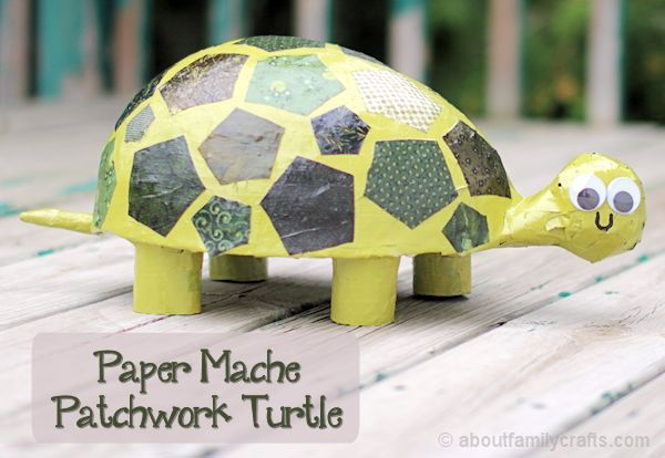 Top 50 Animal Crafts For Kids Turtle Crafts Animal Crafts For