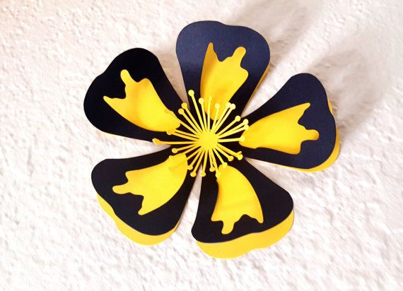 10 Flowers for Weddings, Bouquets, Events and Crafts, Paper flowers ...