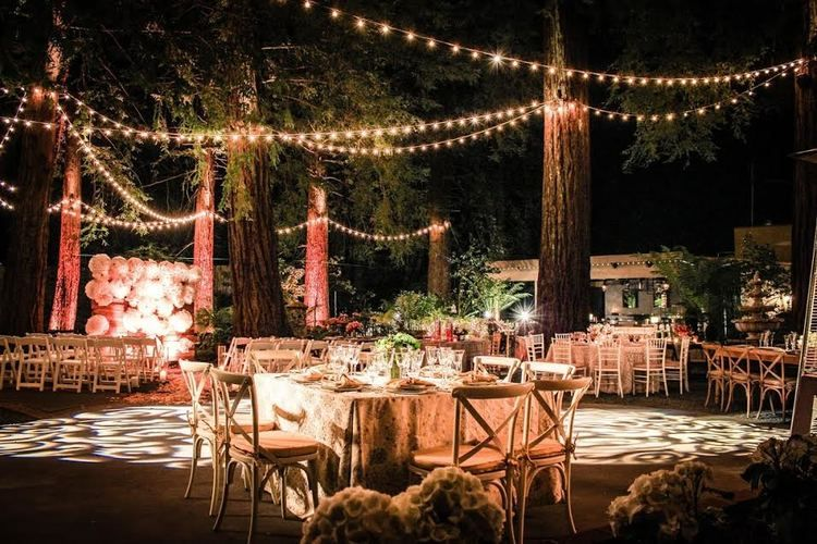 Deer Park Villa 12 Redwood Wedding Venues In The Bay Area Tip Top Planning