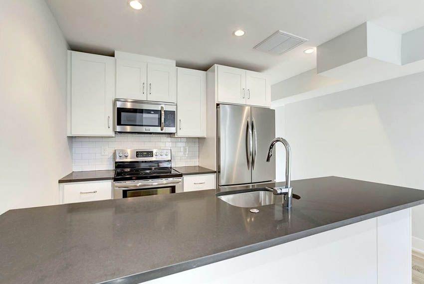 Best White Kitchen Cabinets With Dark Countertops Dark 400 x 300