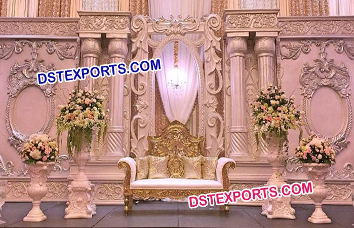 #Majestic #Wedding #Stage #Dstexports