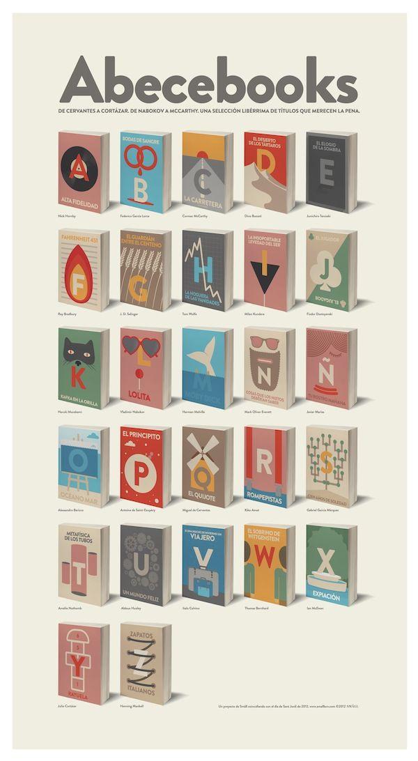 """Abecebooks: """"Una selección libérrima de libros que merecen la pena"""""""