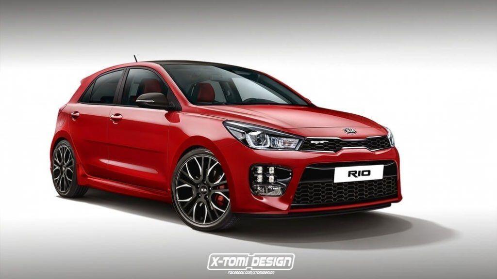 The Best 2019 Kia Rio Reviews Release Car 2019