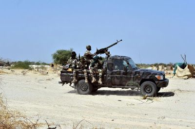 Welcome to NewsDirect411: Niger Soldiers Killed By Mine Near Nigerian Border...
