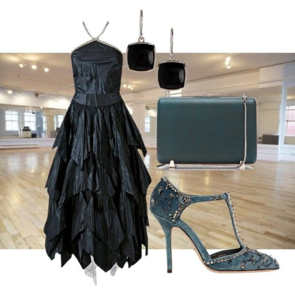 """""""Salsa class"""" by mollylsanders on Polyvore"""