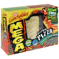 An Overview Of Calorie Counts And Nutrition Facts Lunchables Kids Meals Lunchables Pizza