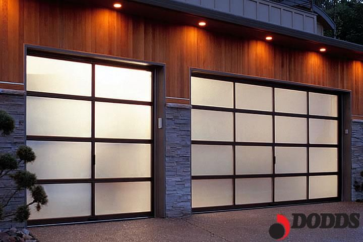 Glass garage doors design installation by Dodds Doors servicing Toronto Ontario Canada. & Dodds Glass Garage Doors sample 12 | shower glass | Pinterest ...
