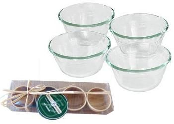 CI tests mini prep bowls