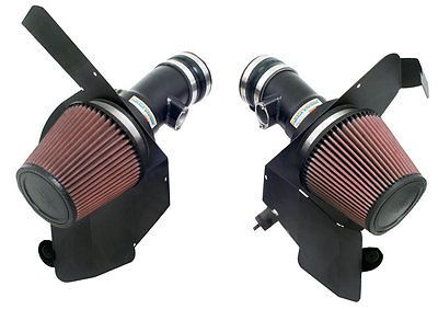 K N Typhoon Air Filter Intake System Bmw 5 Series E60 E61 V10 M5 F I 05 10 Other Air Intake Induction Air Intake Induction