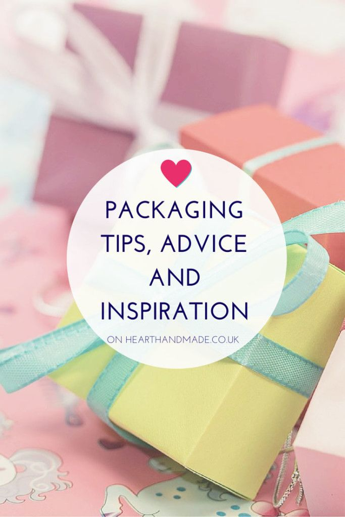 Different Packaging Ideas Tips And Advice For Etsy Shop Owners